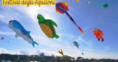festival degli aquiloni artevento