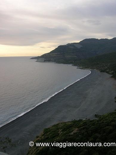 corsica del nord, nonza