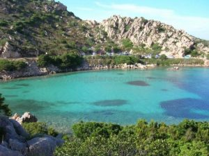 isola della Maddalena trasparenze