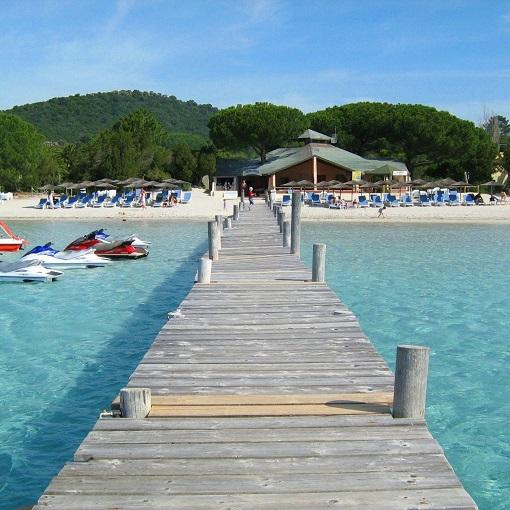 spiaggia santa giulia corsica