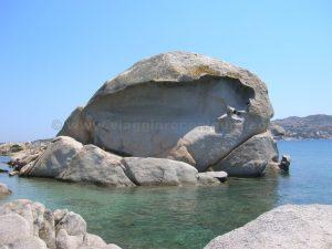 spiaggia testa di polpo la maddalena