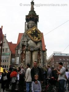 statua del roland brema