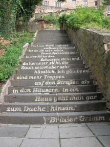 strada delle fiabe germania