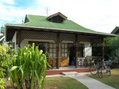 guest house fleur de lys la digue-seychelles