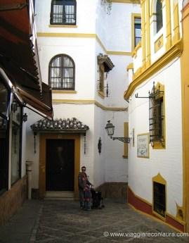 barrio santa cruz siviglia