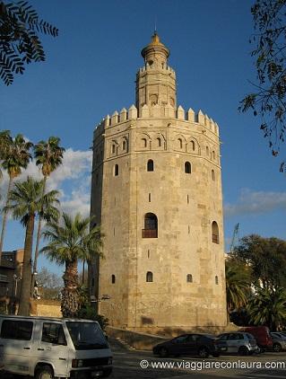 torre dell'oro sivilgia