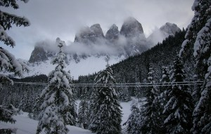 odle val di funes