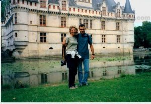 chateau azay le rideau