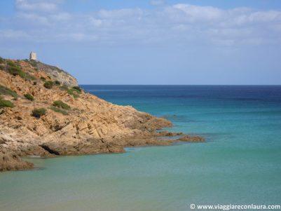 Sardegna Chia cala del morto
