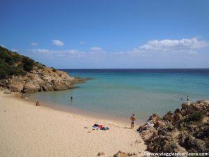 Sardegna Chia spiaggia del morto