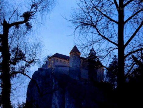 castello lago bled slovenia
