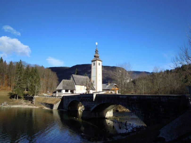 lago Bohjni slovenia