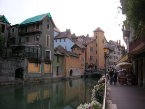 annecy canali