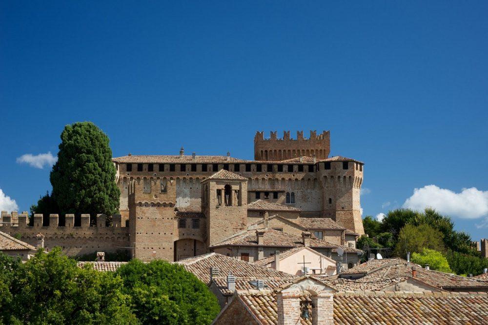 rocca o castello di gradara