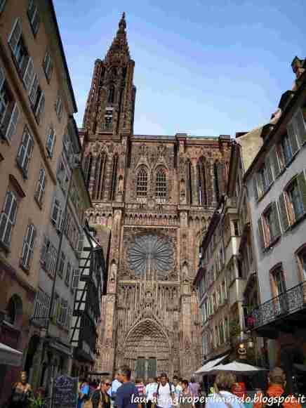 strasburgo-alsazia-cattedrale