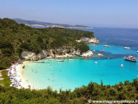 antipaxos voutumi beach