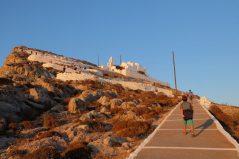 Folegandros panaghia isole cicladi