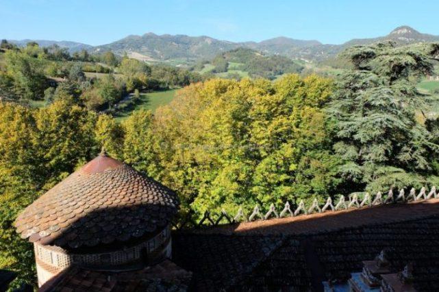 castello rocchetta mattei grizzana morandi