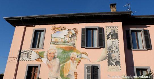 legro paese dai muri dipinti
