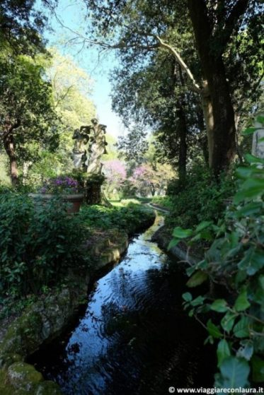 villa giardino bardini firenze