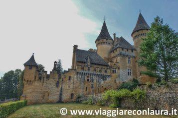 Chateau de Puymartin dipartimento dordogna