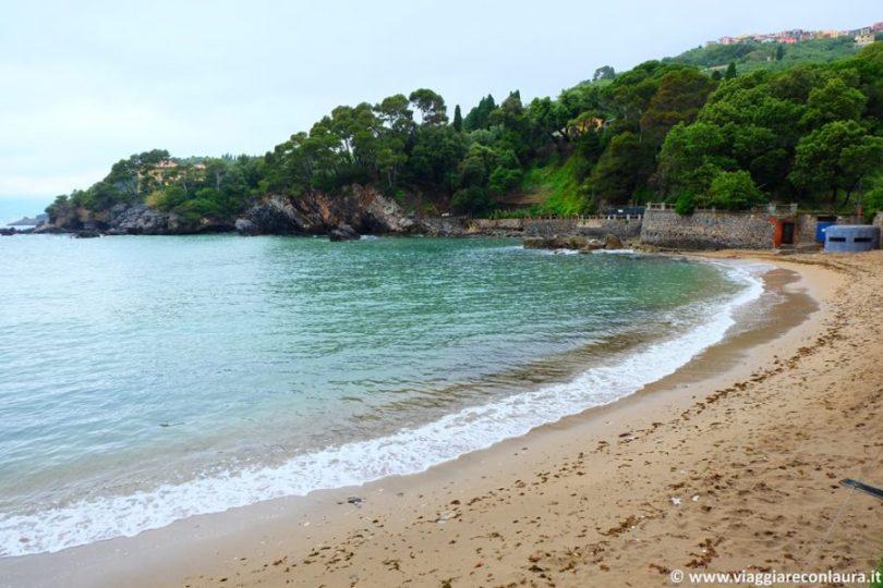 tellaro spiagge
