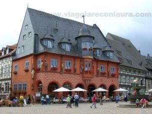 goslar sassonia germania hotel kaiserWorth