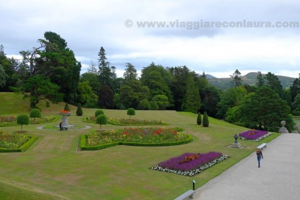 powerscourt gardens ireland