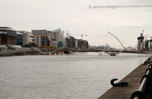 samuel beckett bridge dublin