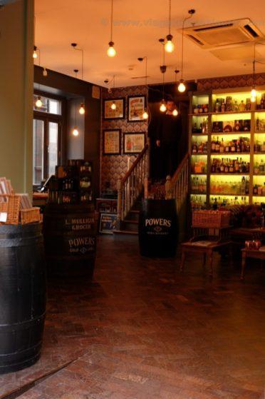 whiskey shop in dublin