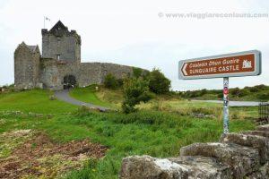 dunguaire castle ireland kinvara