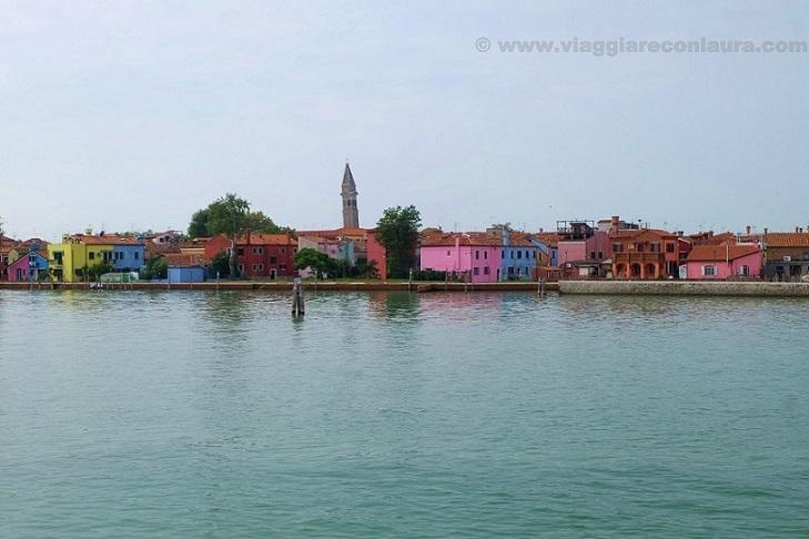 isola di burano venezia