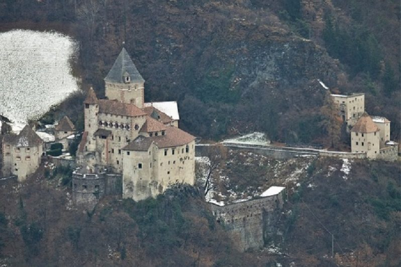 Castel Trostburg Ponte Gardena