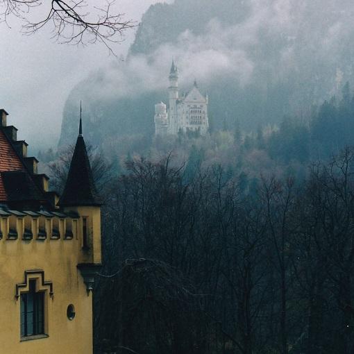 I castelli della Baviera in auto. Consigli per la visita