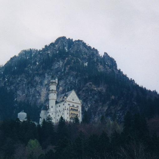 castello di neuschweistein