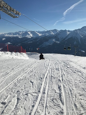 pista slittino più lunga austria