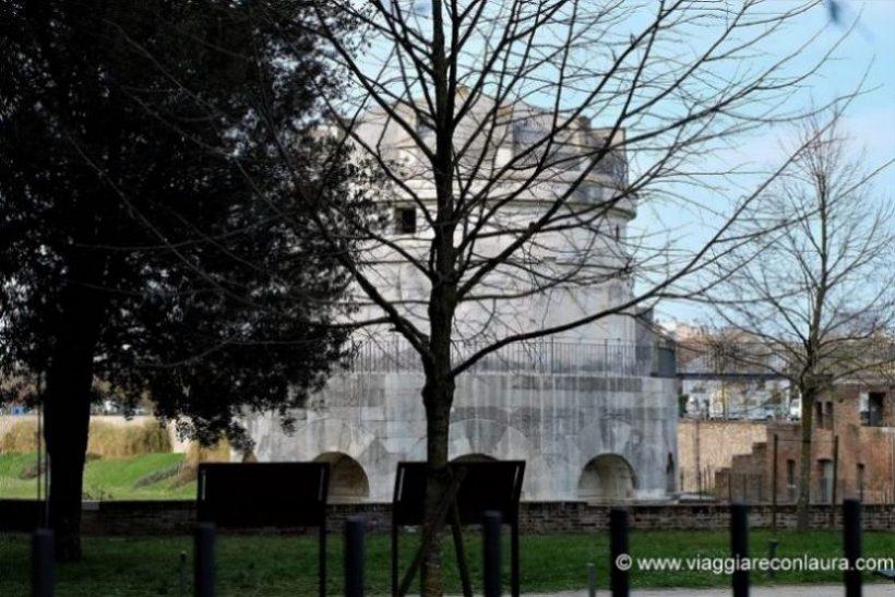 mausoleo di teodorico ravenna