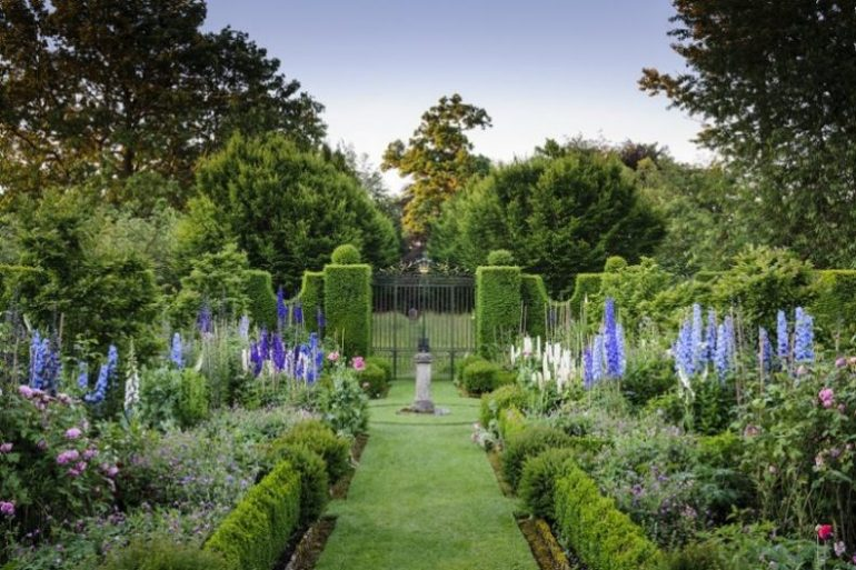 i giardini della campagna inglese