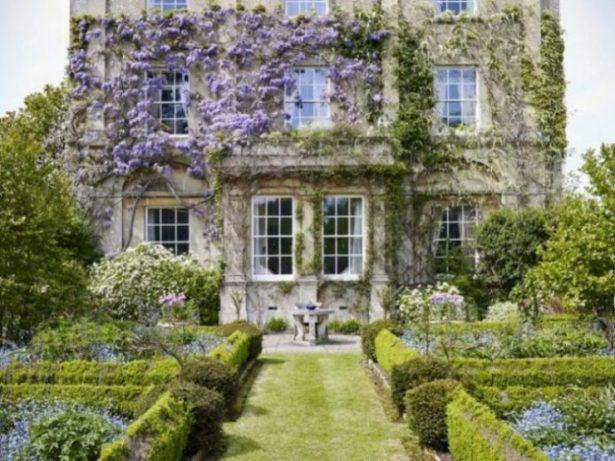 I giardini della campagna inglese. visita ad highgrove viaggiare
