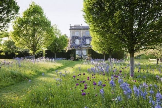 i giardini della campagna inglese - meadow highgrove