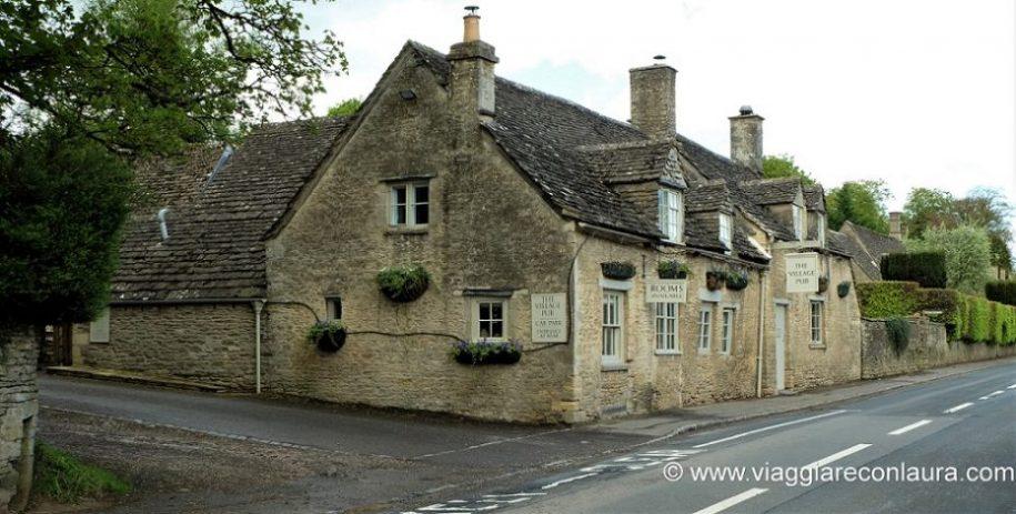 the village pub barnsley