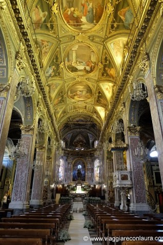 camogli basilica santa maria assunta