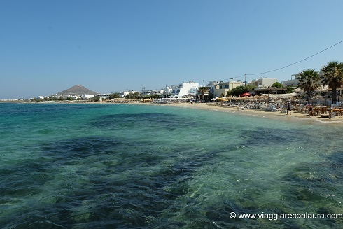 naxos spiagge più belle