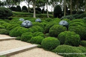les jardins d'etretat
