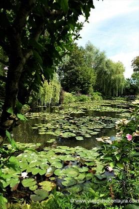 normandia giardino di monet