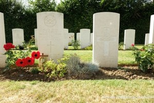 sbarco in normandia luoghi cimitero britannico