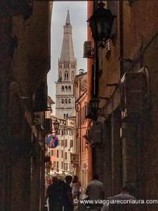torre della ghirlandina modena