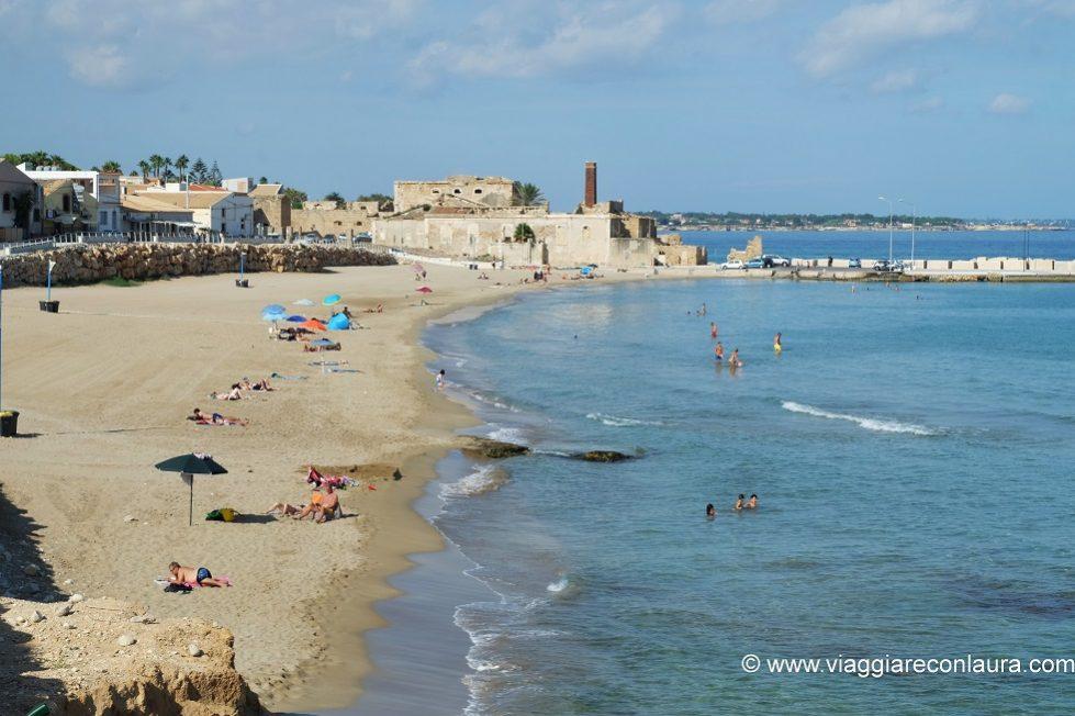 spiagge sicilia sud orientale - avola borgo marina
