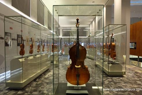 visitare cremona museo del violino