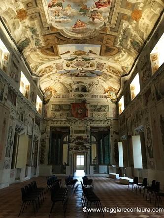 palazzo ducale di sassuolo salone d'onore